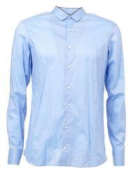 рубашка с вышивкой  Kolor