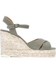 'Blaudell' espadrille wedge sandals Castañer