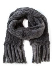 шарф с бахромой Liska