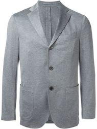 single breasted two button blazer Lardini