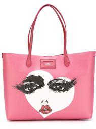 большая сумка-шопер Hogan