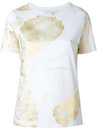 футболка с абстрактным принтом Diane Von Furstenberg