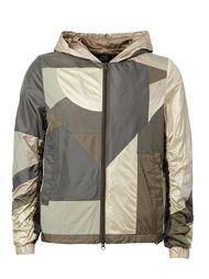 куртка с геометрическими панелями Anrealage