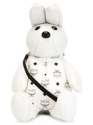 сумка через плечо в форме кролика MCM