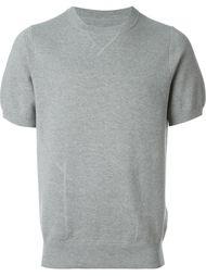 short sleeved sweatshirt Sacai