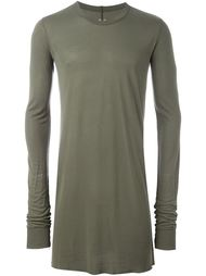 long length T-shirt Rick Owens