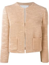 cropped jacket Roberto Capucci
