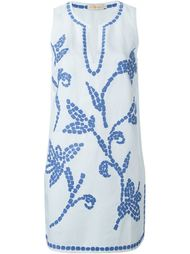 embroidered tunic top Tory Burch