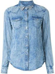 декорированная джинсовая рубашка  Guild Prime