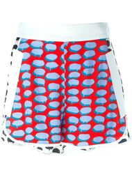 dot print shorts  Stella McCartney