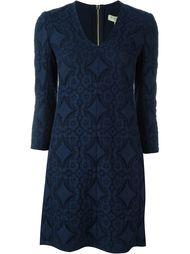 кружевное платье шифт  Burberry London