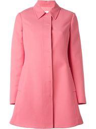 расклешенное пальто Red Valentino