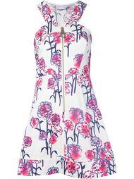 front zip 'Ginny' dress Tanya Taylor