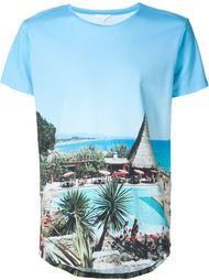 футболка 'OB T Thatching' Orlebar Brown
