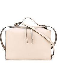сумка на плечо с рельефными швами Jil Sander