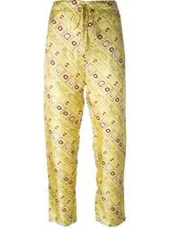 cropped trousers Isabel Marant