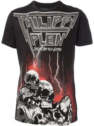 T-Shirt mm giro Tomb Philipp Plein