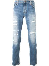 джинсы кроя скинни  'John Ben Replica' s Nudie Jeans Co