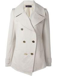 двубортное пальто Alexandre Vauthier