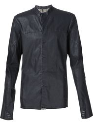куртка с кожаным эффектом Masnada