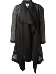 drapey coat Masnada