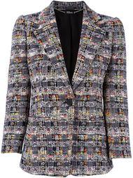 tweed blazer Alexander McQueen