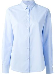 box pleat shirt Paul By Paul Smith
