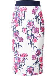 floral print 'Jen' skirt Tanya Taylor
