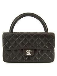 маленькая стеганая сумка Chanel Vintage