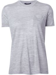 knitted T-shirt Alexander Wang