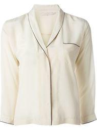 рубашка с рельефной строчкой L'Autre Chose