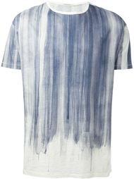 футболка 'Water Flow' Nudie Jeans Co