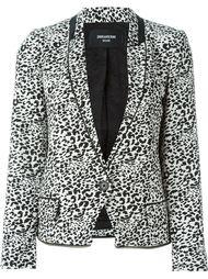 'Leo' jacquard jacket Zadig & Voltaire