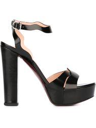platform sandals Antonio Marras
