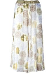 printed midi skirt Antonio Marras