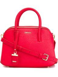 объемная сумка-тоут DKNY