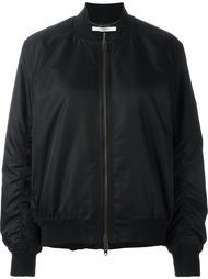 свободная куртка-бомбер  Givenchy