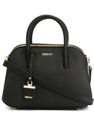 дутая сумка-тоут  DKNY