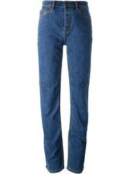свободные джинсы Marc Jacobs