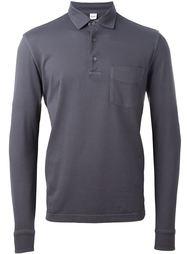 рубашка-поло с длинными рукавами Aspesi