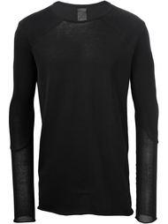 полупрозрачный свитер  10Sei0otto