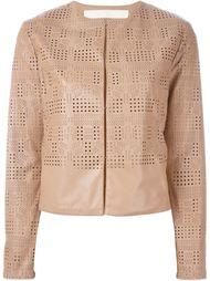 куртка с перфорированным дизайном  Drome