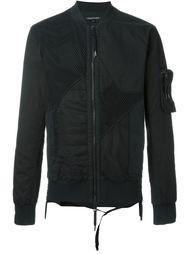 куртка-бомбер  'Patchwork' Alexandre Plokhov