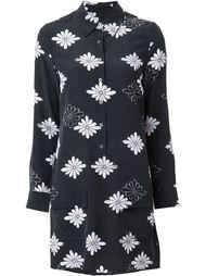 flower print shirt dress Equipment