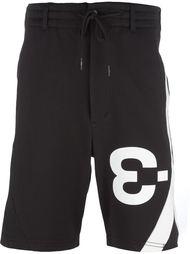 спортивные шорты с логотипом  Y-3