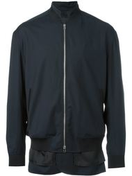 куртка-бомбер с подолом блейзера 3.1 Phillip Lim