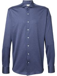 melange shirt Hackett