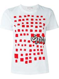 футболка 'Girl'  Comme Des Garçons Girl