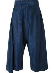 брюки с заниженной шаговой линией  Fad Three