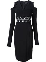 bare shoulder dress Yigal Azrouel